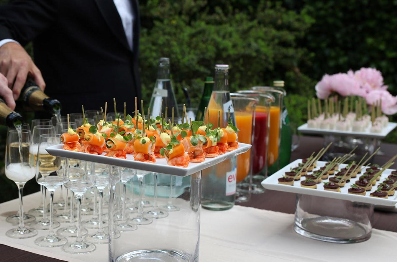 cocktail dinatoire, Cocktail dînatoire | Autour des Saveurs, Autour des Saveurs